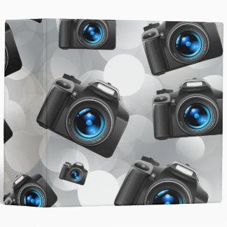 Cameras 3 Ring Binder
