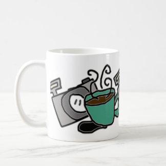 Cameras and Coffee Classic White Coffee Mug