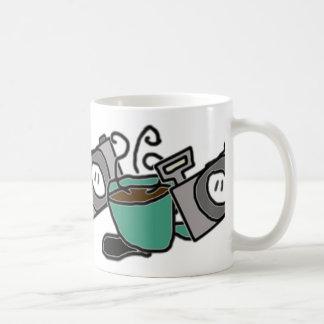 Cameras and Coffee Coffee Mugs