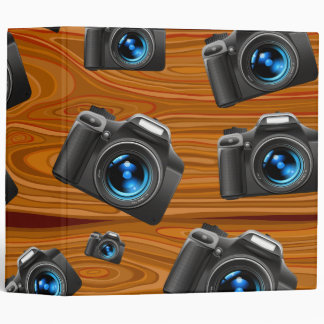 Cameras Binder