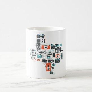 Cameras of Texas Mug