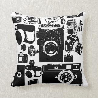 Cameras Pillow