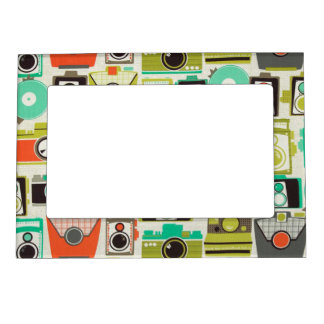 Cameras Retro Magnetic Picture Frame