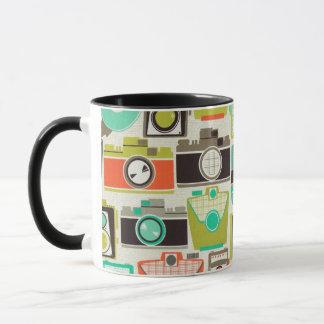 Cameras Retro Mug