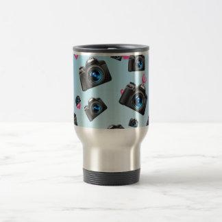 Cameras Travel Mug
