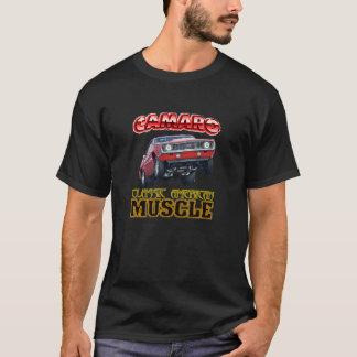 Camero Classic American Muscle Shirt. T-Shirt