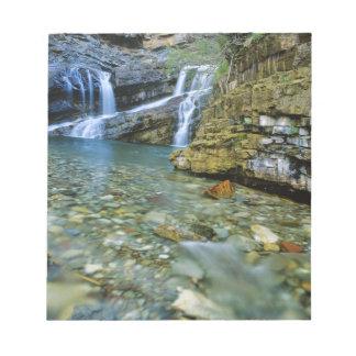 Cameron cae en parque nacional de los lagos Watert Blocs