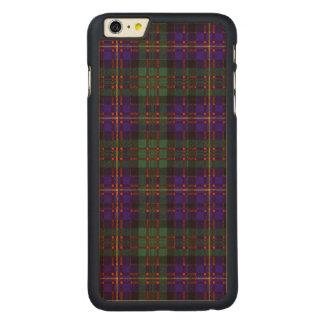 Cameron clan Plaid Scottish tartan Carved® Maple iPhone 6 Plus Case