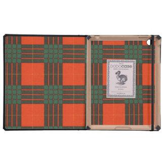 Cameron clan Plaid Scottish tartan iPad Cases