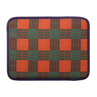 Cameron clan Plaid Scottish tartan Sleeves For MacBook Air