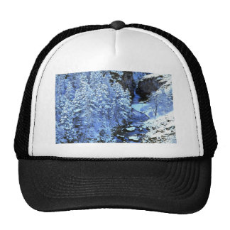 Cameron Creek, Waterton Lakes National Park, Canad Trucker Hats
