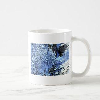 Cameron Creek, Waterton Lakes National Park, Canad Coffee Mugs