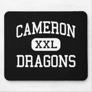 Cameron - Dragons - High School - Cameron Missouri Mouse Mat