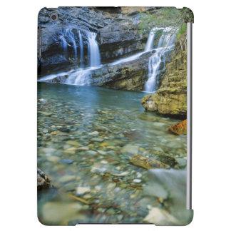 Cameron Falls in Waterton Lakes National Park in iPad Air Covers