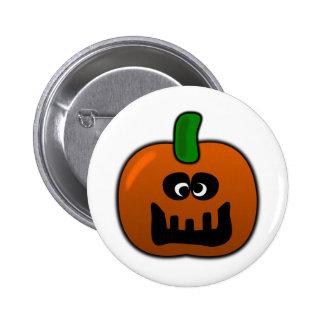 Cameron la calabaza tonta de Halloween Pin
