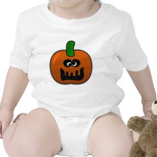 Cameron, la calabaza tonta de Halloween Traje De Bebé
