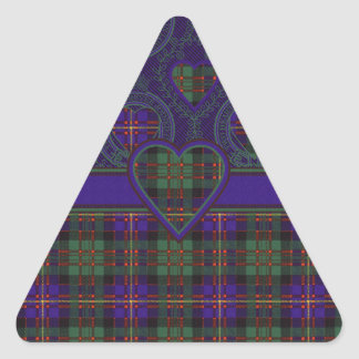 Cameron of Erracht. Triangle Sticker