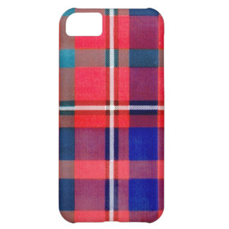 CAMERON of LOCHIEL FAMILY TARTAN iPhone 5C Cover