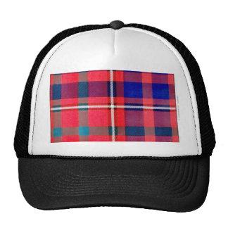 CAMERON of LOCHIEL FAMILY TARTAN Trucker Hat