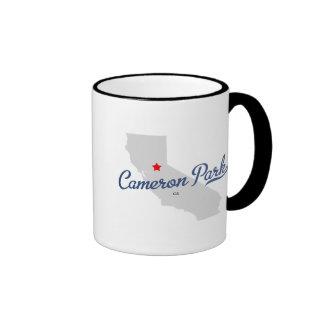 Cameron Park California CA Shirt Mugs