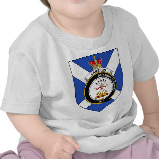 Cameron Camisetas