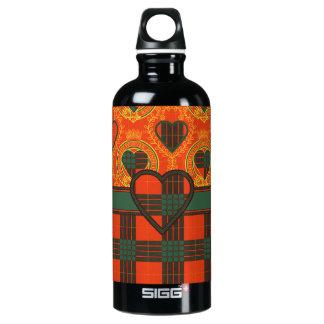 Cameron Scottish Tartan Water Bottle
