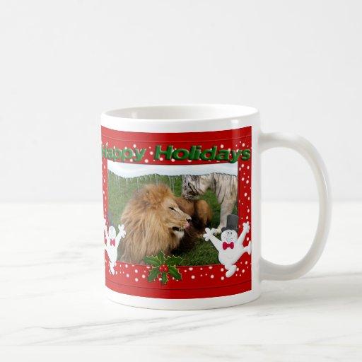 Cameron & Zabu Christmas Mug