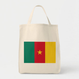 cameroon grocery tote bag
