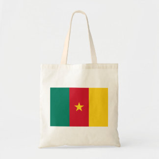 cameroon budget tote bag