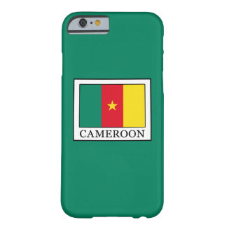 Cameroon Barely There iPhone 6 Case