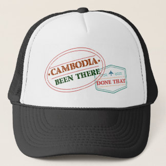 Cameroon Been There Done That Trucker Hat