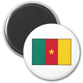 Cameroon – Cameroonian Flag Refrigerator Magnets