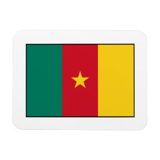 Cameroon – Cameroonian Flag Rectangle Magnet