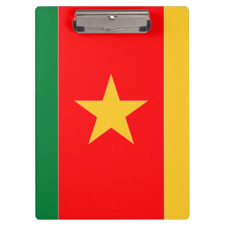 Cameroon Clipboards