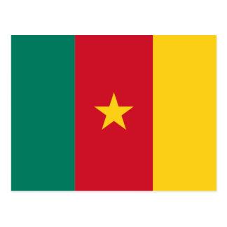 Cameroon CM Postcard