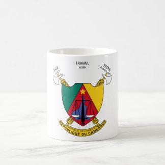 Cameroon Coat of arms CM Mug
