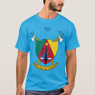 Cameroon Coat of Arms Shirts