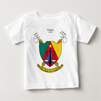 cameroon emblem tee shirt