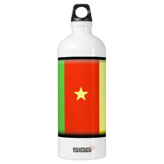 Cameroon Files Aluminum Water Bottle