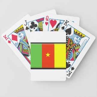 Cameroon Files Bicycle Playing Cards