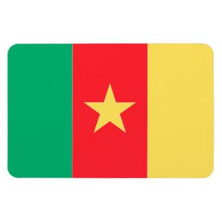 Cameroon Flag Magnet