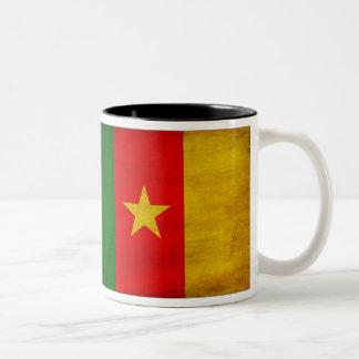 Cameroon Flag Coffee Mug
