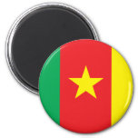 Cameroon Flag Refrigerator Magnets