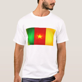Cameroon Flag T Shirt