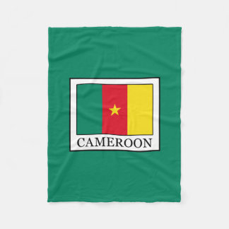 Cameroon Fleece Blanket