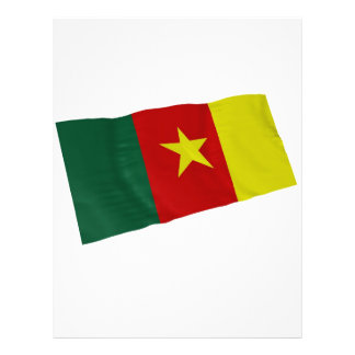 cameroon full color flyer