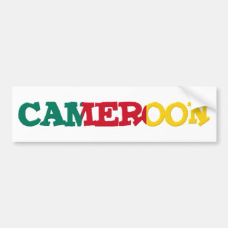 Cameroon Goodies 1 Bumper Stickers