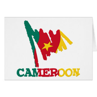 Cameroon Goodies 1 Card