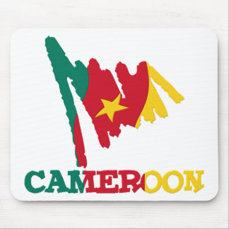 Cameroon Goodies 1 Mouse Pad