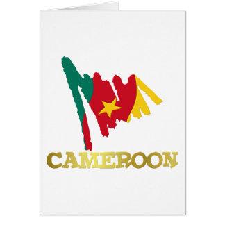 Cameroon Goodies 2 Card